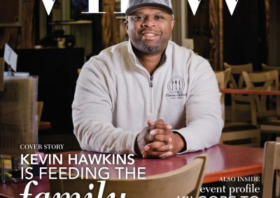 View - Kevin Hawkins, Devine Catering